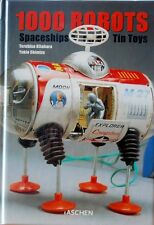 1000 ROBOTS SPACESHIPS & OTHER TIN TOYS
