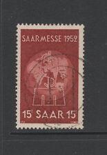 SAAR 1952 15F RED SAAR FAIR Fine Used