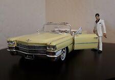 Jada - 1/18 Scarface 1963 Cadillac Diecast Car - Limited Edition