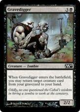 4 Gravedigger ~ Near Mint Magic 2010 M10 4x x4 Playset UltimateMTG Magic Black C