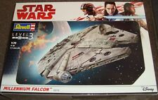 REVELL - STAR WARS MILLENIUM FALCON - 1:72 - UNOPENED PLASTIC MODEL KIT - 06718