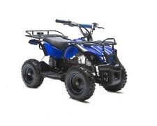 800W Kids ATV Kids Quad 4 Wheeler Ride On with 36V Electric Battery for Kids