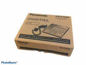 Panasonic KX-T7420 Digital Super Hybrid System Phone