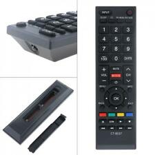 Toshiba CT-8037 Replacement Remote Control UNIVERSAL For Toshiba TVs