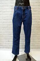 WRANGLER Jeans Corto alla Caviglia Uomo Blu Taglia 36 50 Pants Men's Pantalone