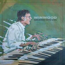 Greatest Hits Live [Digipak] * by Steve Winwood (CD, Sep-2017, 2 Discs, Thirty Tigers)