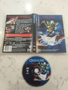 GREMLINS DVD Joe Dante 1984 FREE POST see my listings thankyou