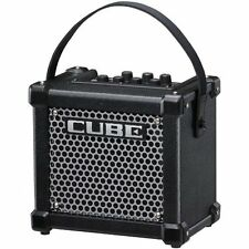 Roland Roland guitar amplifier micro cube GX MICRO CUBE GX Black Japan new .