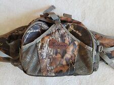 HIDE AWAY Hunting Gear Mossy Oak Camo Waist Bag