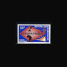 Gabon, Sc #C36, MNH,1965, Europafrica, Maps, 3AGD