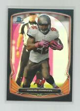 2014 Bowman Chrome   DOUG MARTIN   Black Refractor  222/299