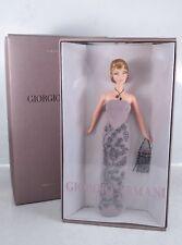 Poupées Barbie * GIORGIO ARMANI Barbie * rare-édition limitée