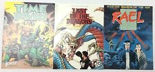 Time Beavers-Last of the Dragon-Rael/3 GRAPHIC NOVELS-ALL IN NM