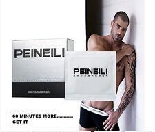 PEINEILI Premature Ejaculation Delay Wet Wipes for men ED LAST LONGER orgasm HOT