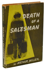 Death of a Salesman ~ ARTHUR MILLER ~ First Edition 1949 ~ 1st Issue Orig Jacket