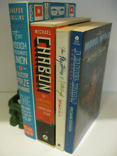 MICHAEL CHABON Kavalier and Clay - A Model World - Mysteries of Pittsburgh Lot