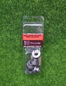 Hornady Reloading Shell Holder Kit Includes #1 #2 #5 #16 & #35 - 390540