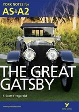 The Great Gatsby (York Notes for AS & A2),Julian Cowley