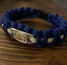 Mighty Morphin Power Rangers: Blue Ranger Paracord Bracelet
