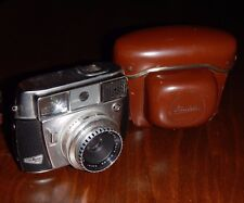 Balda Matic I 1 35mm West Germany Baldanar 2.8 45mm Working - With Original Case
