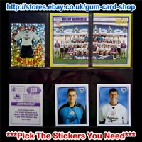 ☆ Merlin Premier League 98 (Numbers 100 to 199) *Please Choose Stickers*