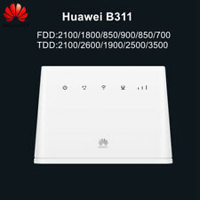 Original UNLOCKED HUAWEI B311 300Mbps 3G  4G/LTE WIFI ROUTER Wireless Mobile Ant