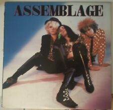 Assemblage Mini-Lp Us Issue 1986 Singer International Productions ‎VG+/Mint