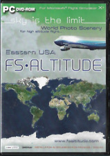 Eastern USA FS Altitude World Photo Scenery For Microsoft Flight Simulator X