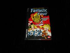 Stan Lee / Jack Kirby : Fantastic Four : Les inhumains sont parmi nous Bethy 98