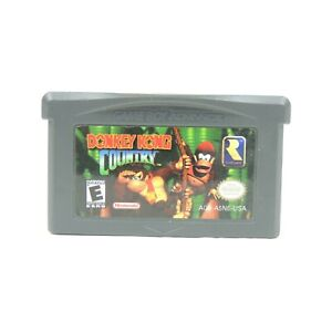 Nintendo Donkey Kong Country Gameboy Advance - GBA & SP Game only