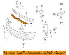 AUDI OEM 06-08 A3 Front Bumper Grille-Upper Bracket 8P4807501C
