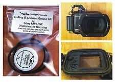 Joint torique & Kit graisse de silicone pour Sony mpk-we plongée sous-marine boîtier