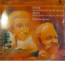PANOCHA QUARTET american/the lark DVORAK/HAYDN LP USA++
