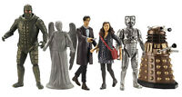 "BBC DOCTOR WHO 3.75"" FIGURE - CHOOSE YOUR  CHARACTER - SERIES 7 DALEK, CYBERMAN"
