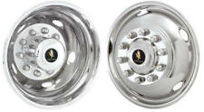 09 2010 2011 2012 2013  Ford f53 motorhome 19.5 hubcaps hubcap rv 10 lug bolt on