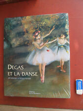 Edgar Degas et la danse DeVonyar Catalogue Neuf Mint 2004