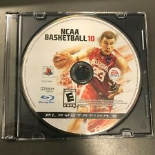 NCAA Basketball 10 PS3 Disc Only Tested Playstation 3 Sony