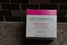 Wilma Schumann Moisture Activ Gel-Creme 1.7 oz