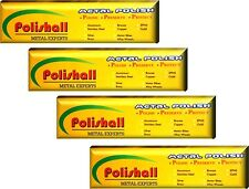 Polishall Pooja Articles & Metal fittings polish 20gms - Set of 4 tubes