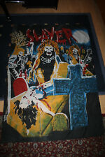 Slayer - Live Undead flag Metallica Dark Angel Possessed Exodus Testament Sodom