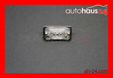 MERCEDES BENZ SL550 SL63 LICENSE PLATE LAMP LENS GENUINE OEM NEW 230 820 01 66