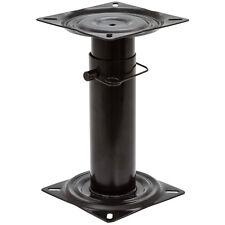 Boat Seat Adjustable Height Pedestal Mount Telescoping Chair-Lock Post Base