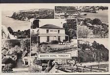 Devon Postcard - Berwyn Hotel, Torquay   MB1892