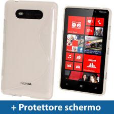 Cover e custodie Per Nokia Lumia 820 in pelle sintetica per cellulari e palmari Nokia
