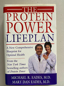 The Protein Power Lifeplan : A New Comprehensive Blueprint for Optimal Health