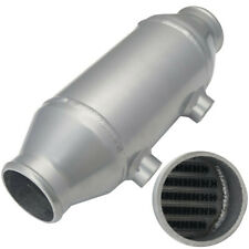 """4x6"""" Barrel Water to Air Intercooler 2.5'' In/Outlet Cooler Kit For Turbocharger"""
