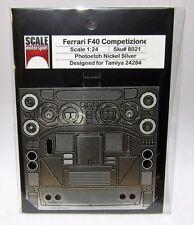 Scale Motorsports 8021 Ferrari F40 Competizione for Tamiya kit# 24284 1/24