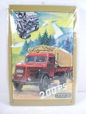 Lamiera SCUDO Kälble Truck, 30cm, extra dickes LAMIERA