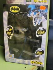 Batman Electronic Gloves NEW Mint in package over 10 sayings & sounds