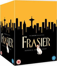 Frasier Complete Series Season 1 2 3 4 5 6 7 8 9 10 & 11 1-11 Collection DVD NEW